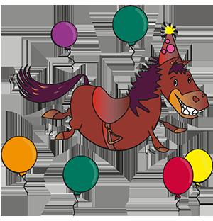 Melbourne's Pony Parties